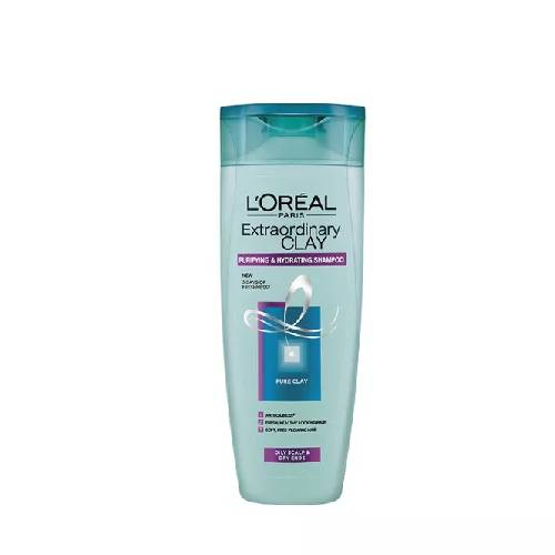loreal-extraordinary-clay-purifying-hydrating-shampoo